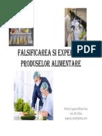 Falsificarea Si Expertiza Produselor Alimentare_curs 1 [Compatibility Mode]