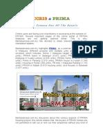 PR1MA Online