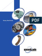 Ceetak Rotary Shaft Seals Brochure