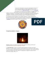 Cosmogonía