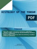 Histology of the Tongue