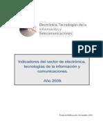 Indicadores ETIC 2009 Ver Pag Web