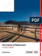 HSBC Future of Retirement a New Reality