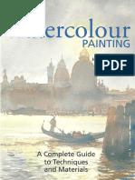 Watercolour Painting - Jean-Louis Morelle