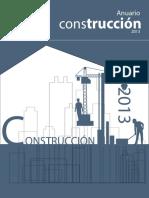 INE Anuario de La Construccion 2013