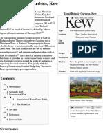 Royal Botanic Gardens, Kew - Wikipedia, The Free Encyclopedia