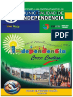 Pdc 2011-2021 Independencia