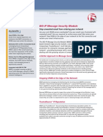 Big Ip Message Security Module Ds