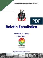 Boletin Casanare en Cifras 2011-2012 Final Diciembre 2013