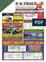 Steals & Deals Southeastern Edition 5-5-16