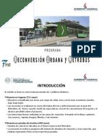 MOPC Metrobús Estudio Completo