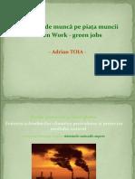 Green Business - Green Jobs