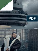"""Drake - """"Views"""" Digital Booklet"""