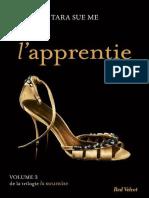 3 - L'Apprentie - Tara Sue