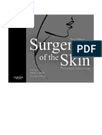 References of Surgery in Dermatology
