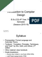 Compiler 1