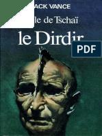 Le Cycle de Tschaï - Tome 3- Le Dirdir (Jack Vance)