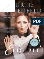 Eligible by Curtis Sittenfeld - extract