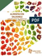 Guia Explicativa de Alimentación Saludable