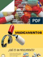 Medicamentos Productos Químicos Para La Salud