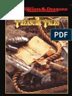 Treasure Tales, Lvl All
