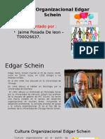 Cultura Organizacional Edgar Schein