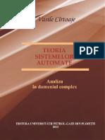 Bazele sistemelor automate