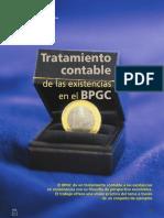 Tratamiento Contable Existencias en El Bpgc
