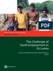 The Challenge of Youth Unemployment in Sril Lanka