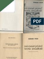29843858 Sigmund Freud 3 Eseuri Privind Teoria Sexualitatii