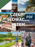 Czechy i Słowacja Latem