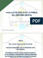 Proceso de Duelo en La Familia Del Enfermo Mental