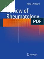 Rheumatology 2011 | Rheumatology | Doctor Of Medicine