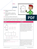 grade-5-math-test-item-specifications | Fraction (Mathematics