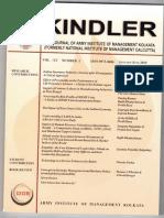 Kindler Volume XV January - June 2015