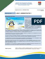 Linux Administrator I