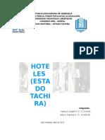 Hoteles Estado Tachira Erika