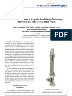 MeasurIT-KTek-White Paper-Improvements to Magnetic Level Gauge Technology-0806