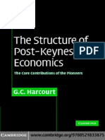 Harcourt (2006) Structure of Post-Keynesian Economics