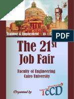 21st Job Fair-Faculty of Eng-Cairo Univ-Final