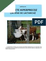 Parte 4 Destete Precoz en Cría Vacuna