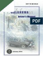 Drivers Manual for Oklahoma