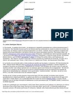 ¿El Boom de La Crónica Latinoamericana