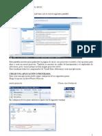 Visual Basic 2008 Entorno Del Programa