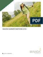 Mavida Summer Emotions Deu