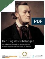 Wagner Verzeichnis