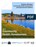 2015 Community Health Assessment
