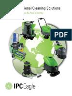 IPC Eagle 2016 Full Line Cleaning Equipment Catalog 0216