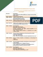 Programa día del kinesiólogo UC Temuco