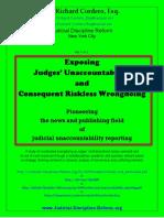 Dr. R. Cordero-Honest Judicial Advocates